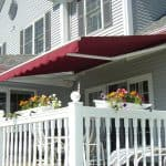 Retractable Awnings Vermont Vt Retractable Patio Awnings