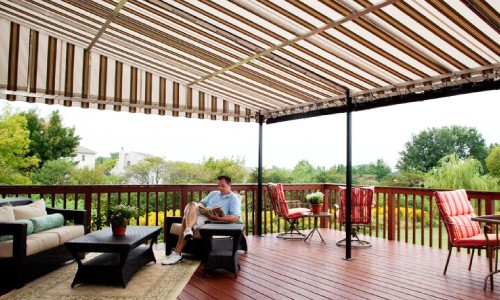 & Deck Canopies Vermont|VT Deck Canopy|Deck Shading|Outdoor Shade