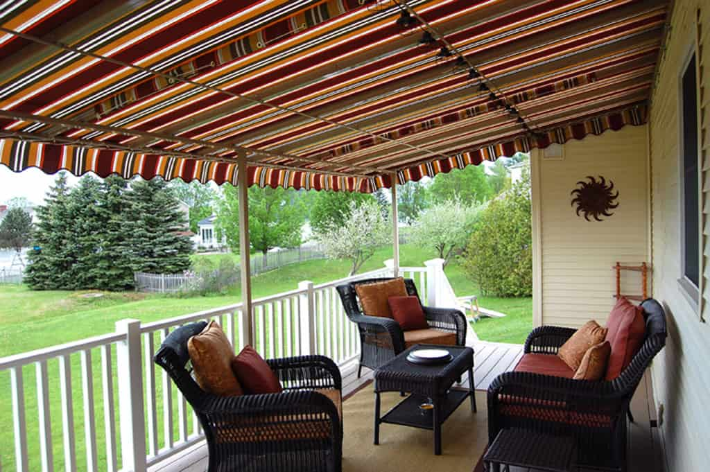 Deck Canopies Archives Otter Creek Awnings
