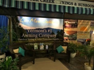 Awning New Booth