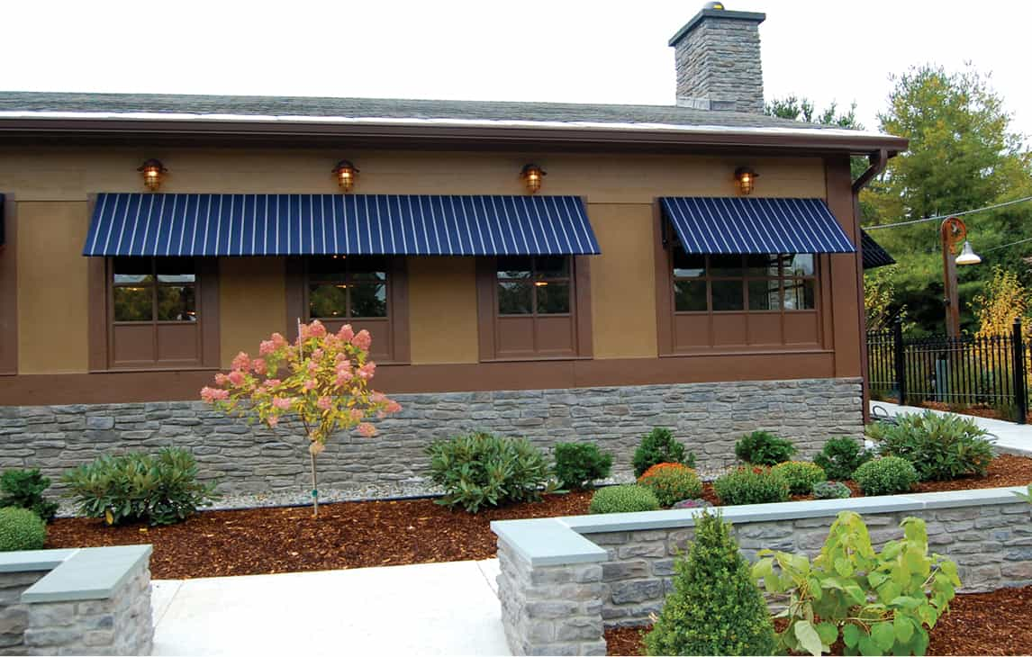Commercial Awnings Portfolio - Otter Creek Awnings